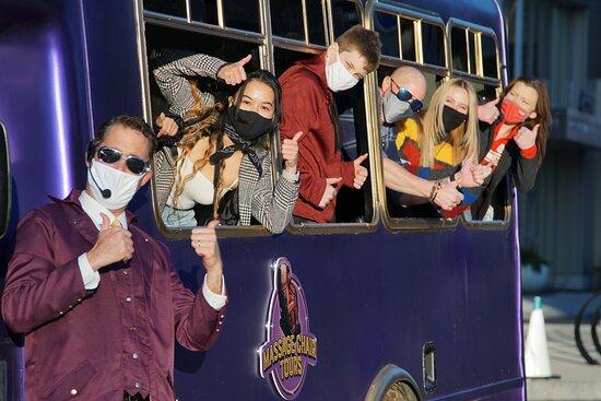 Massage Chair Bus Tours