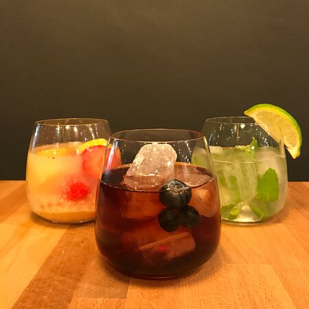 Cocktails originaux avec sake & shochu