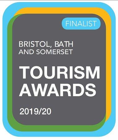 Bristol, Bath and Somerset Tourism awards finalist 2019-2020 https://www.somersettourismawards.org.uk/2019-winners