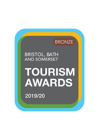 Bronze for Active and Sporting Experience of the year  Bronze for Ethical, responsible and sustainability tourism awards of the Bristol, Bath and Somerset Tourism awards 2019-2020 https://www.somersettourismawards.org.uk/2019-winners