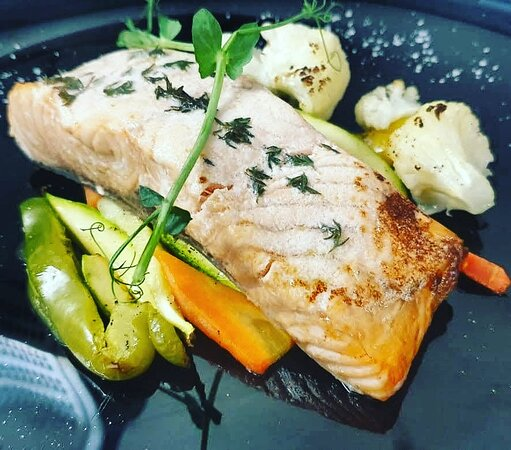 Salmon Fillet 🐟