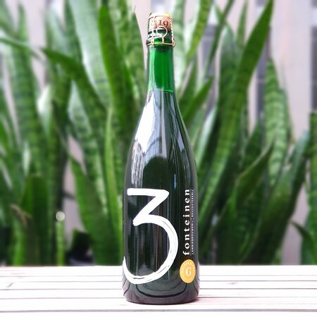 The bottle shop will be open for takeaway/click-and-collect service this Friday and Saturday 16:00-20:00. Our recommendation for your festive weeks ahead: Brouwerij 3 Fonteinen Oude Geuze Golden Blend 2018/2019   Blend n°91! ✨🥂🍾✨ An 8.4% Oude Geuze blend of one-, two-, three- and four-year-old lambics from three different barrels and four different brews.