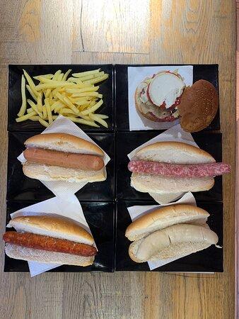 Los mejores frankfurts y hamburguesas de bcn