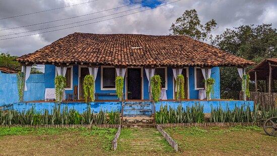 Nosso casarão centenário. Uma memória da cultura e tradição da família Nogueira e de Viçosa do Ceará.