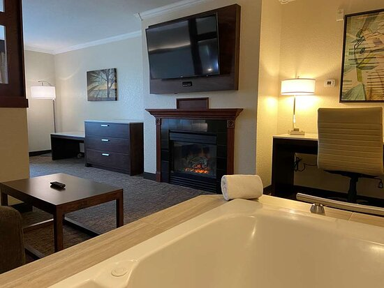 Whirlpool Fireplace Suites