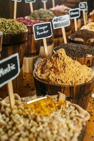 Aseelah spices