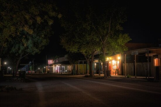The Bullets and Bordellos Ghost Tour in Tombstone