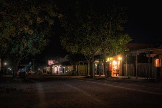 Tour de balas y fantasmas de Bordellos en Tombstone