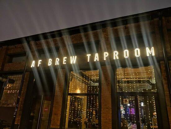 AF Brew Taproom