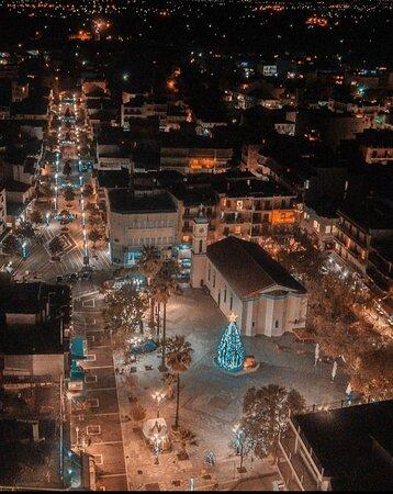 Merry Christmas & Happy New Year! Amaliada,Greece