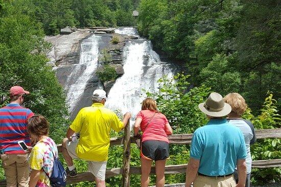 Blue Ridge Parkway Waterfalls Hiking...