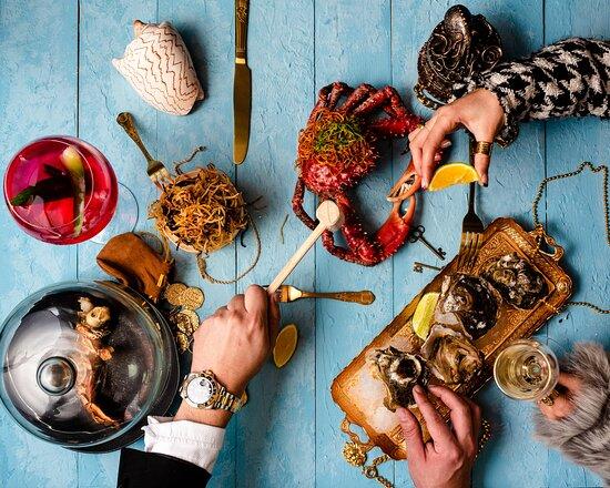 Llevamos la gastronomía clásica de mar a otro nivel