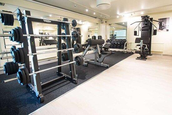 Scandic Waskia gym