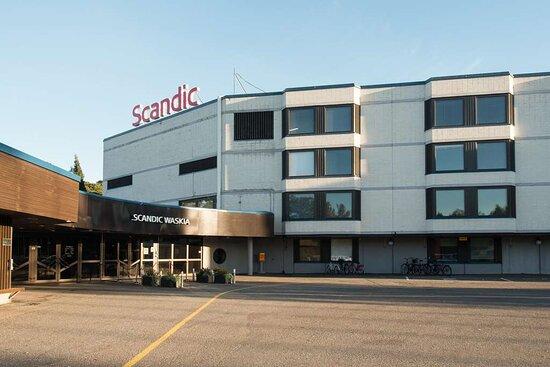 Scandic Waskia exterior