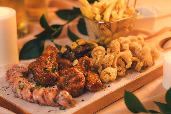 TC Snack Combo - Chicken Cartilage, Chicken Gizzard and Chicharrones (Seasonal)