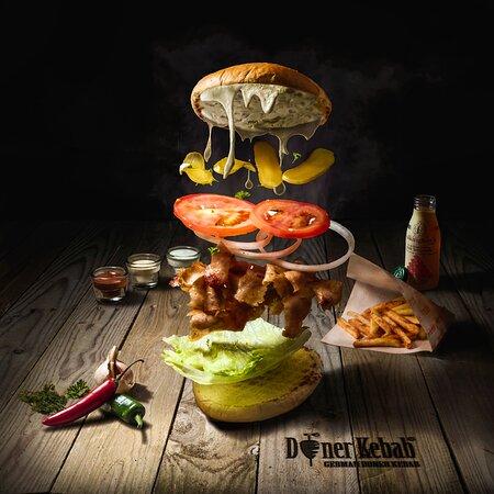 GDK Doner Burger