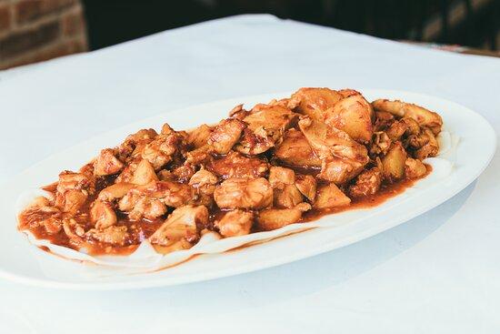 Dolan Hot Chicken Stew