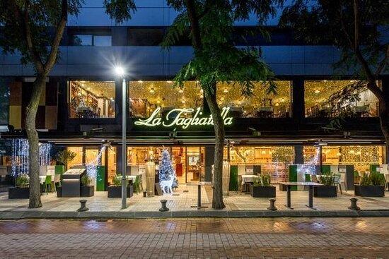 La Tagliatella Platja D Aro Platja D Aro Comentários De Restaurantes Tripadvisor