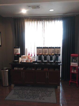 24/7 Coffee and Tea Bar