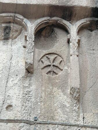 gumusler monastery