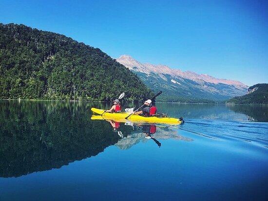 Esquel, Argentina: Lago Krugger