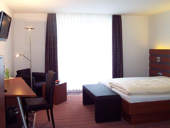 Steinheim am Albuch, Németország: Guest room
