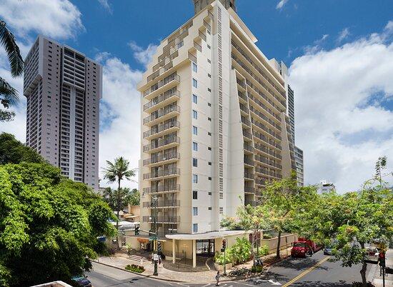 Ohia Waikiki Studio Suites, hoteles en Honolulu