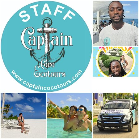 Thanks to Jackson Cadeau, part of the STAFF team, for his professionalism and excellent treatment with our customers. His photos are spectacular and his joy and sympathy make each excursion perfect. Happy to have you at Captain Coco Ecotours!