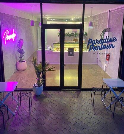 Paradise Parlour Shop