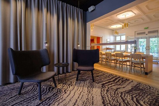 Zleep Hotel Prindsen Roskilde, Denmark - Lounge