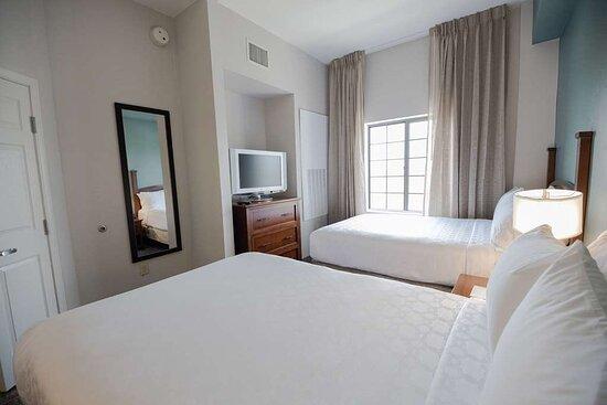 One Bedroom Suite - Double Beds