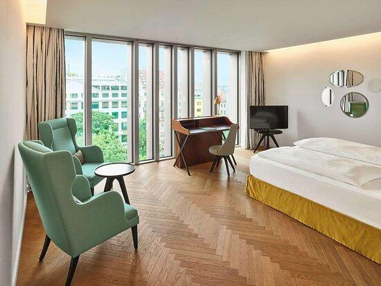 MAXX by Steigenberger Vienna, Austria - Rooms View
