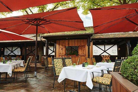 Steigenberger Airport Hotel, Frankfurt, Germany - Restaurant Unterschweinstiege, Terrace