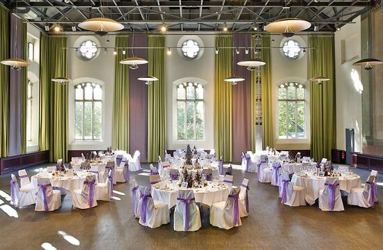 Steigenberger Parkhotel, BraunschweigBrunswick, Germany - Historische Maschinenhalle ballroom