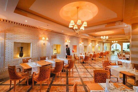 Steigenberger Marhaba Thalasso, Hammamet, Tunisia - Breakfast restaurant