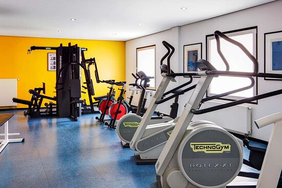 IntercityHotel Frankfurt Airport, Germany, fitness room