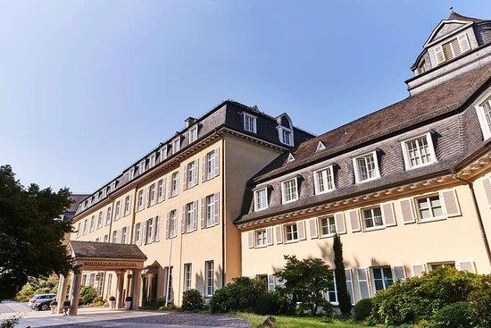 Steigenberger Grandhotel Petersberg, KoenigswinterBonn, Germany - Hotel Entrance