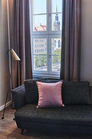 Dresden, Germany - Grand Deluxe Room