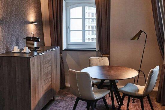Steigenberger Hotel de Saxe, Dresden - Suite