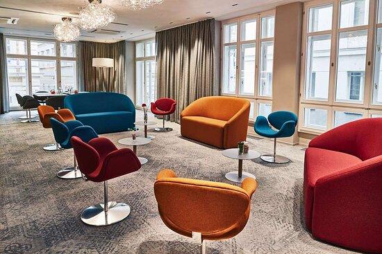 Steigenberger Hotel Herrenhof, Vienna, Austria - Meeting Room Genia