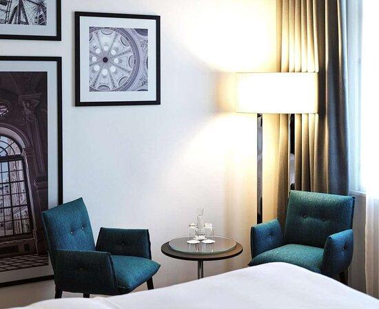 Steigenberger Hotel Herrenhof, Vienna, Austria - Superior Room
