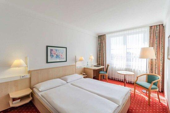 IntercityHotel Schwerin, Germany - Double Room