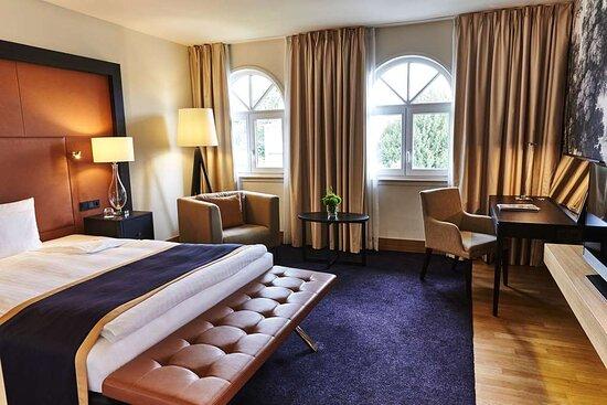 Steigenberger Hotel Bad Homburg, Germany - Superior room