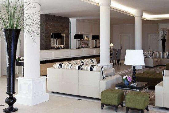 Steigenberger Grandhotel and Spa, HeringsdorfUsedom, Germany - ReceptionLobby