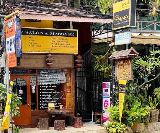 Dalany Salon & Massage