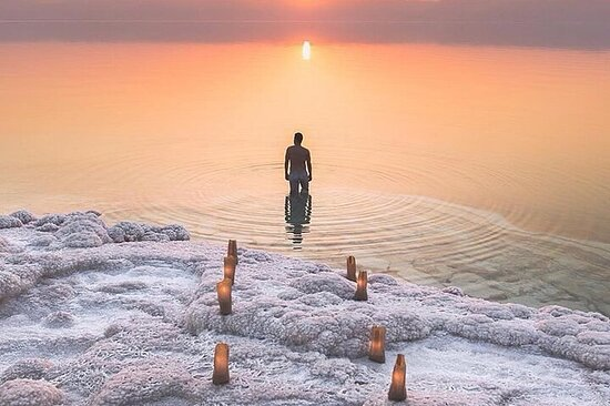 Privat Dead Dead Sea Billig turné! Halv ...