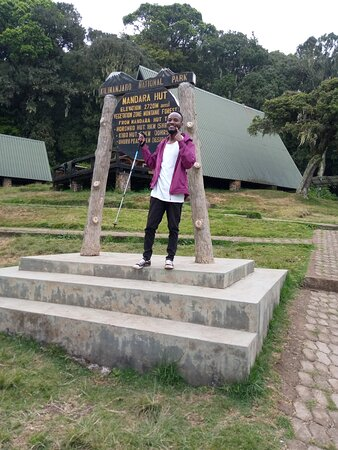 Mountain Kilimanjaro Day Hike: picture time