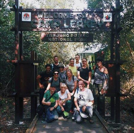 Orangutan Tour   🌐 www.tanjung-puting.com  Instagram ➡️ @sitistanjungputingtour  Facebook ➡️@siti'stanjungputingtour