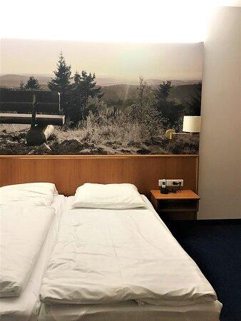 Huettensteinach Hotel-Gasthof on november 2020.