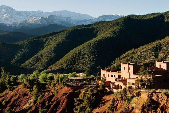 Berber landsbyer og 4 daler dagstur...